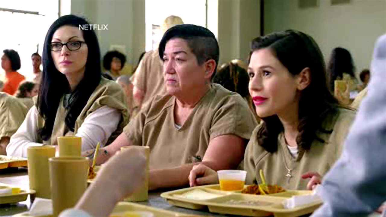 Hacker claims release of Orange Is The New Black