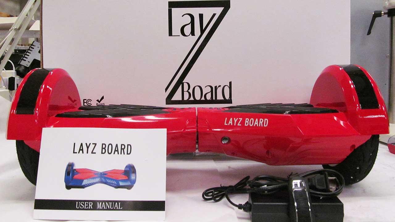 LayZ Board hoverboard