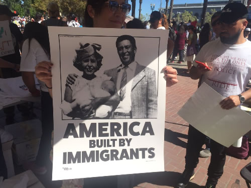 "<div class=""meta image-caption""><div class=""origin-logo origin-image none""><span>none</span></div><span class=""caption-text"">This sign was held up by a demonstrator at the May Day march at Justin Herman Plaza in San Francisco on Monday, May 1, 2017. (KGO-TV)</span></div>"