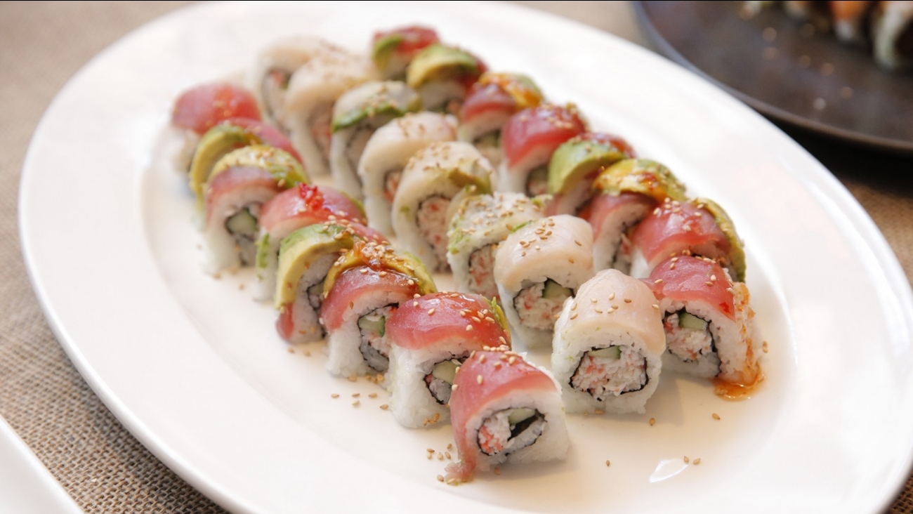 Your Friday Faves Top 10 Sushi Restaurants In Houston