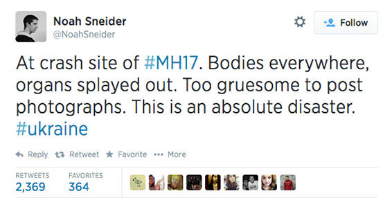 "<div class=""meta image-caption""><div class=""origin-logo origin-image ""><span></span></div><span class=""caption-text"">Moscow-based freelance journalist, Noah Sneider, tweeted on the scene. (NoahSneider / Twitter)</span></div>"