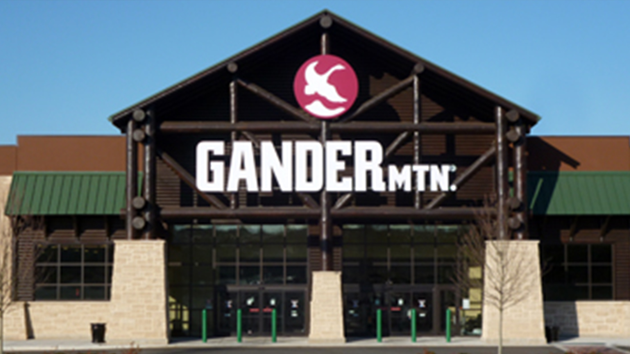 Gander Mountain closes stores nationwide