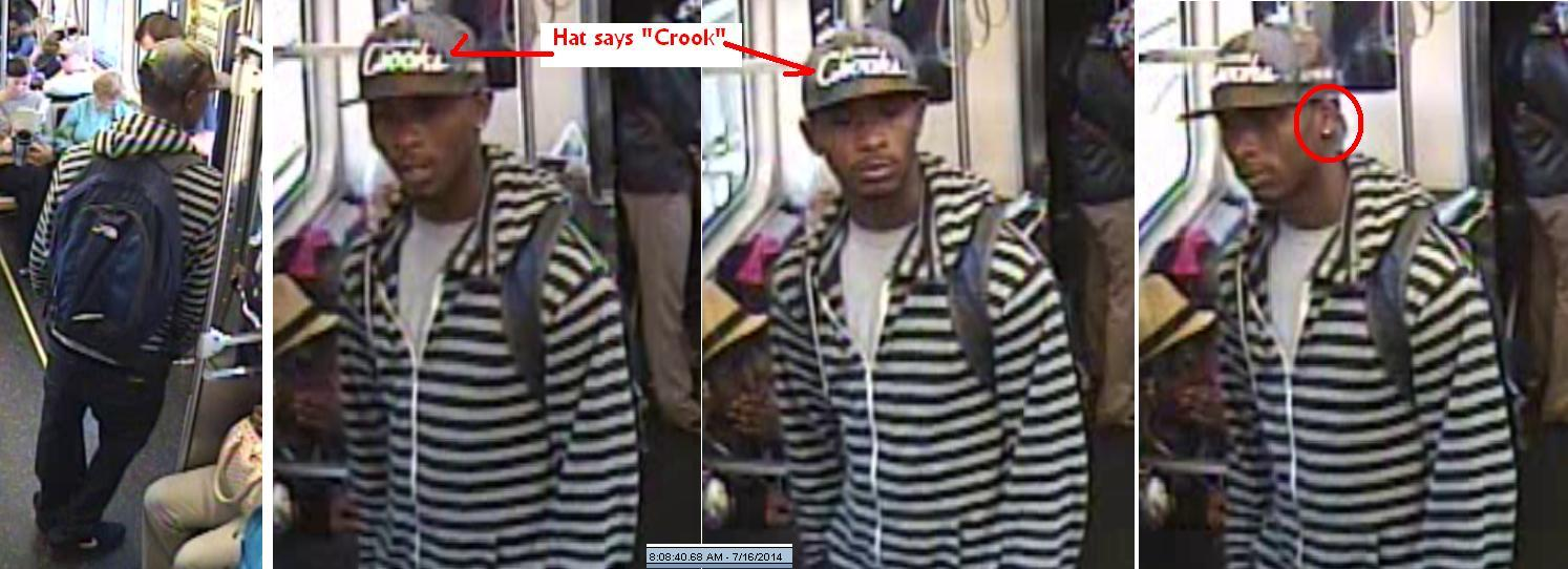 "<div class=""meta image-caption""><div class=""origin-logo origin-image ""><span></span></div><span class=""caption-text"">On Thursday night, the Chicago Police Department released additional surveillance images of the suspects sought in multiple CTA Orange Line robberies.</span></div>"