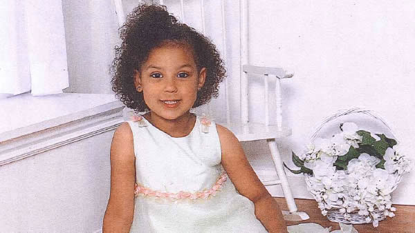 5-year-old Shaniya Davis