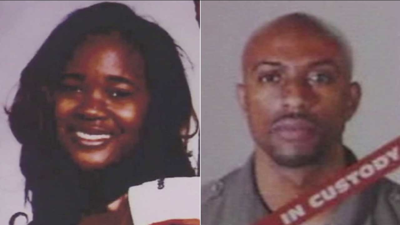 Crystal Taylor, left, and Derek Smyer, right, are seen in undated photos.