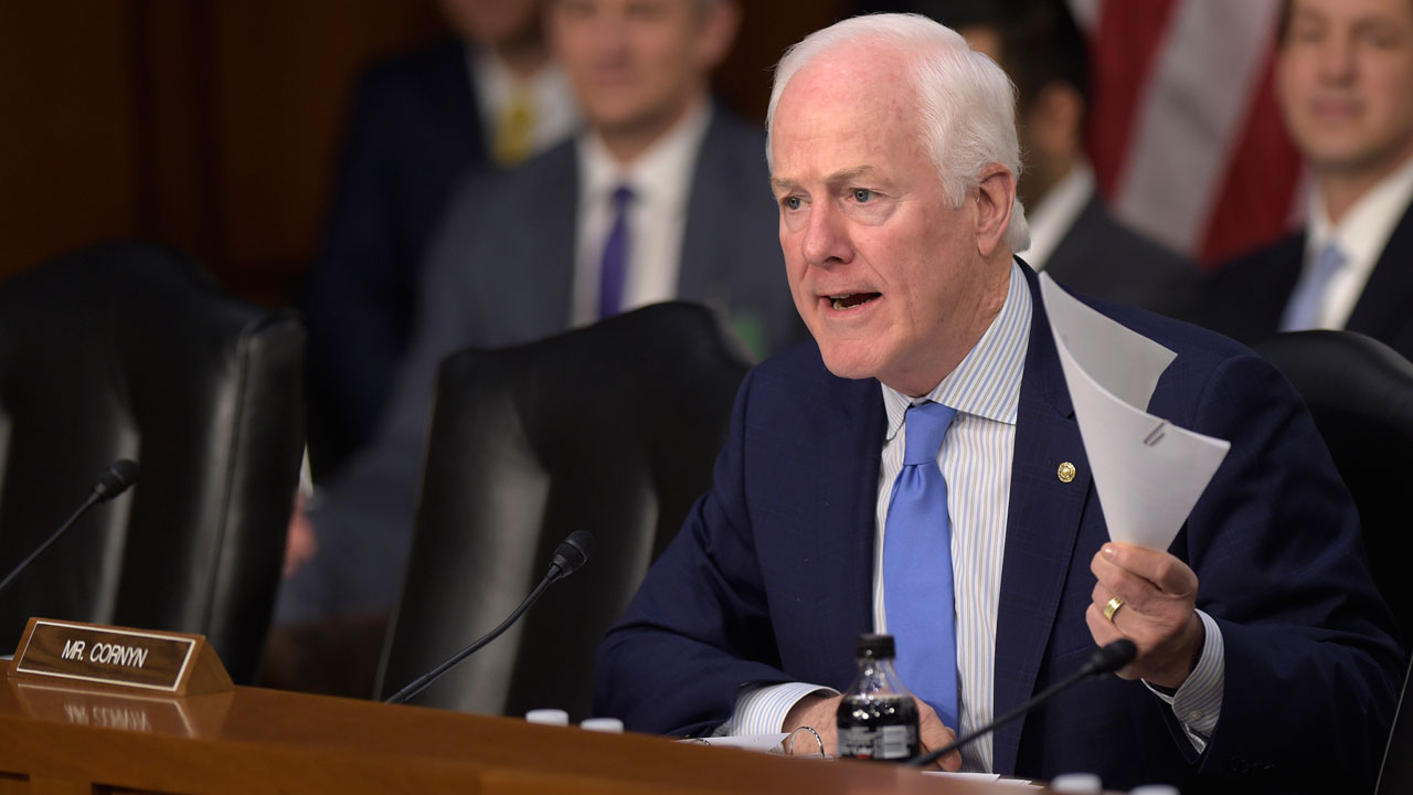John Cornyn Really Is Useless