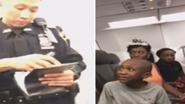 Family Says They Were Kicked Off JetBlue Flight Over A Birthday Cake