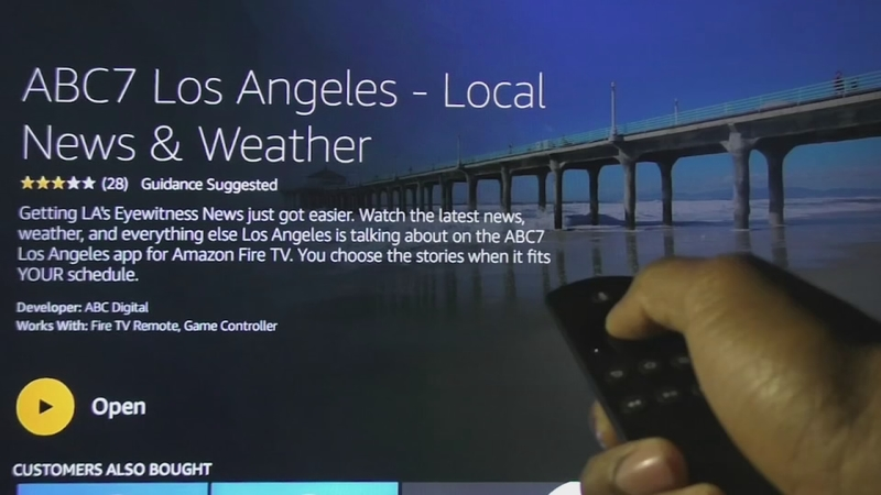 ABC7 now available on Amazon Fire TV