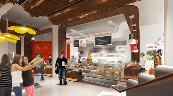 <div class='meta'><div class='origin-logo' data-origin='none'></div><span class='caption-text' data-credit=''>Rendering of the world's first Nutella Café set to open on the corner of Lake Street and Michigan Avenue in Chicago.</span></div>