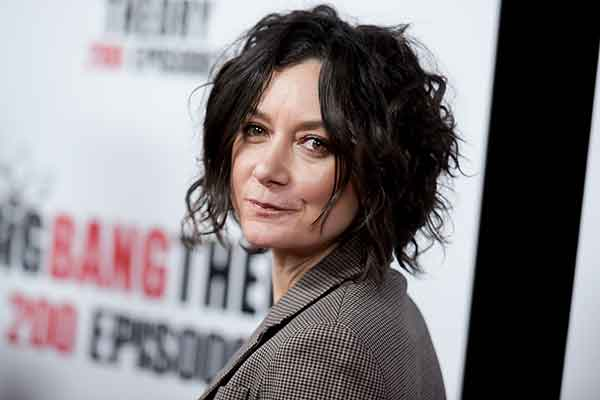 <div class='meta'><div class='origin-logo' data-origin='Creative Content'></div><span class='caption-text' data-credit='Richard Shotwell/Invision/AP'>Actress Sara Gilbert attends the 200th Episode Celebration of &#34;The Big Bang Theory&#34; held at Vibiana on Saturday, Feb. 20, 2016, in Los Angeles.</span></div>
