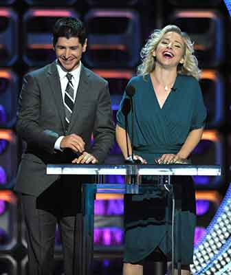 <div class='meta'><div class='origin-logo' data-origin='Creative Content'></div><span class='caption-text' data-credit='John Shearer/Invision/AP'>Michael Fishman and Alicia Goranson appear on stage at the Comedy Central &#34;Roast of Roseanne&#34; at the Hollywood Palladium on Saturday, Aug. 4, 2012, in Los Angeles.</span></div>