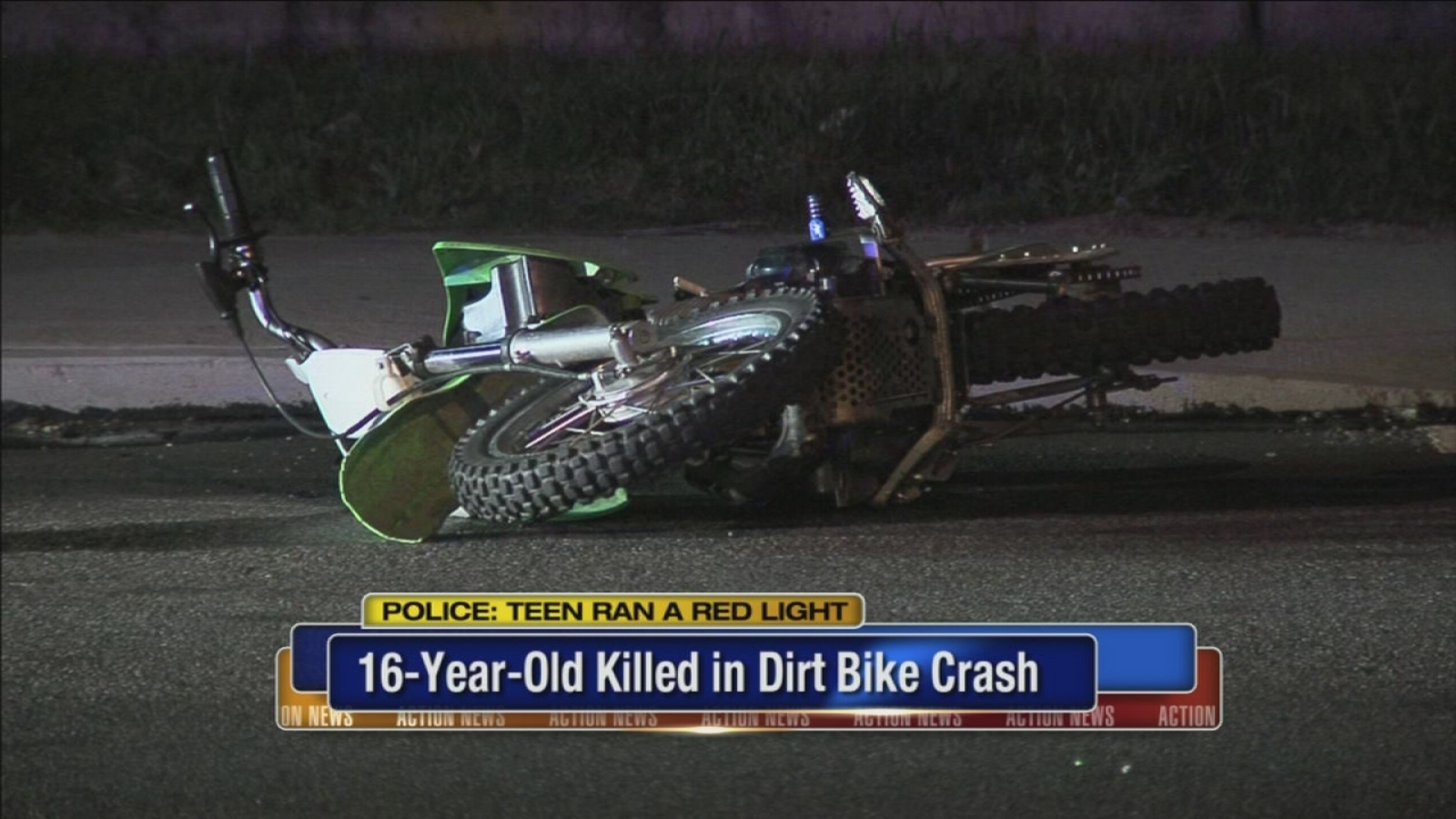Teen Killed In Dirt Bike Crash In Lawncrest Section Of Philadelphia Identified 6abc Philadelphia