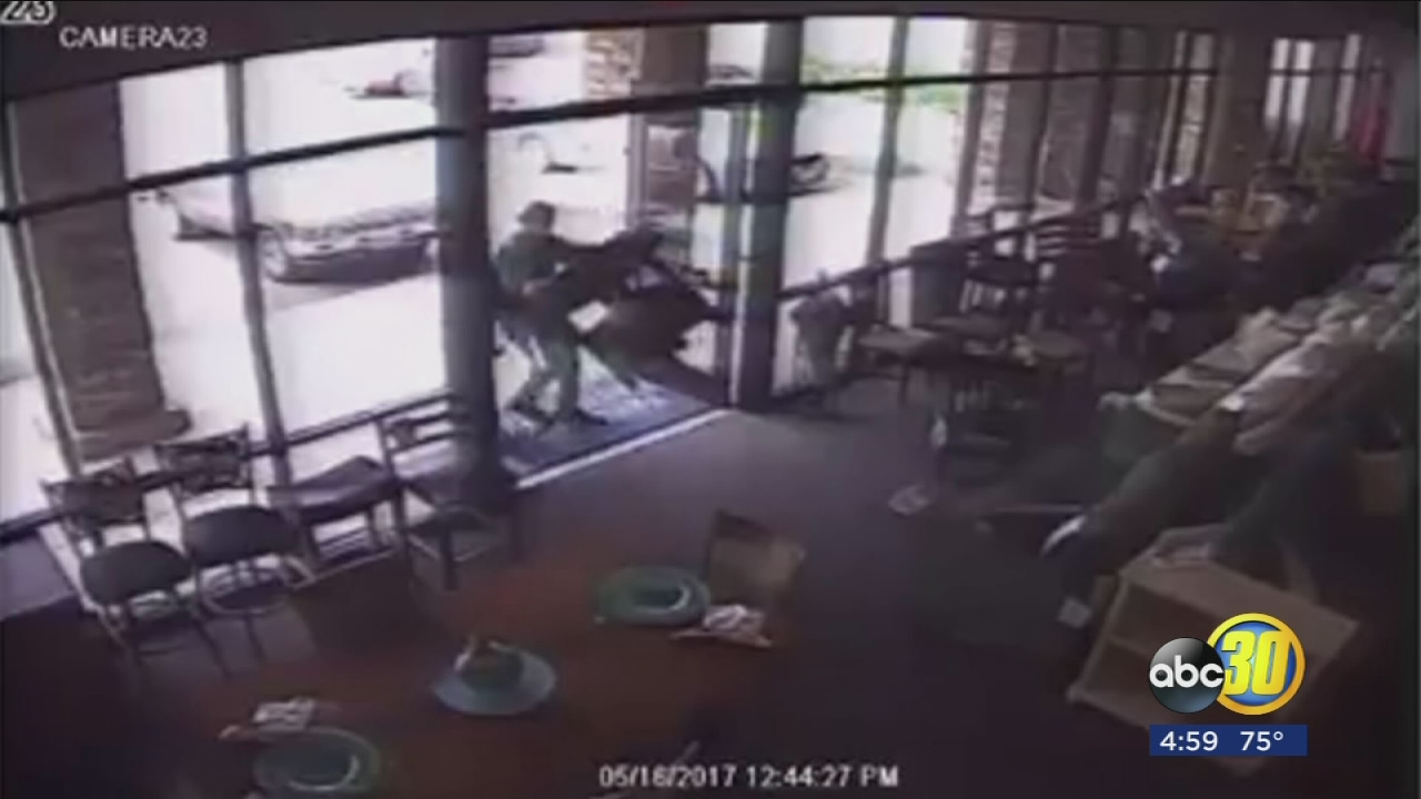 Employee Stops Brazen Robbery At A Northeast Fresno Furniture Store    Abc30.com