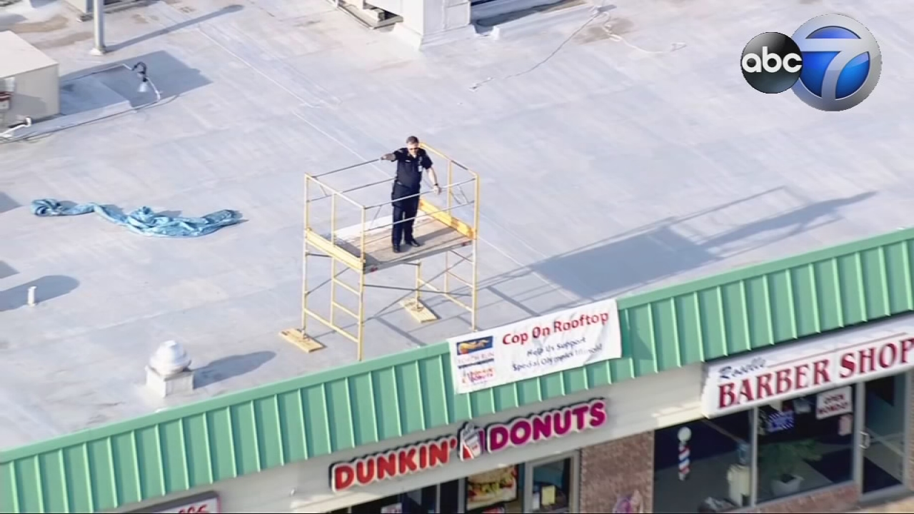 Chicago Police stakeout Dunkin\' Donuts | abc7chicago.com