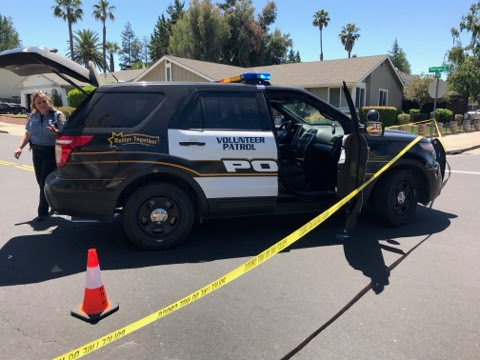Pleasanton police are investigating an officer involved