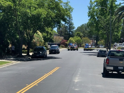 Pleasanton police investigating officer-involved shooting