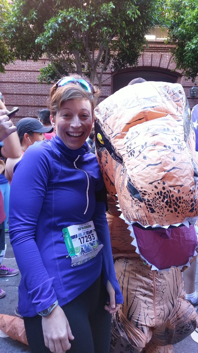 """<div class=""""meta image-caption""""><div class=""""origin-logo origin-image none""""><span>none</span></div><span class=""""caption-text"""">Runners are seen taking part in the 106th annual Bay to Breakers race in San Francisco on Sunday, May 21, 2017. (KGO Producer Kate Eby)</span></div>"""
