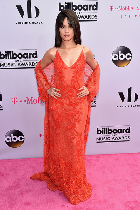 "<div class=""meta image-caption""><div class=""origin-logo origin-image none""><span>none</span></div><span class=""caption-text"">Singer Camila Cabello attends the 2017 Billboard Music Awards at T-Mobile Arena on May 21, 2017 in Las Vegas, Nevada. (John Shearer/Getty Images)</span></div>"
