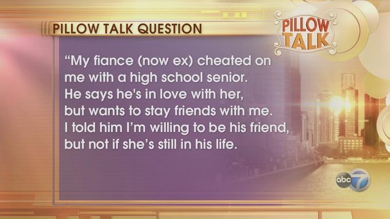 PillowTalk: Friends with an ex