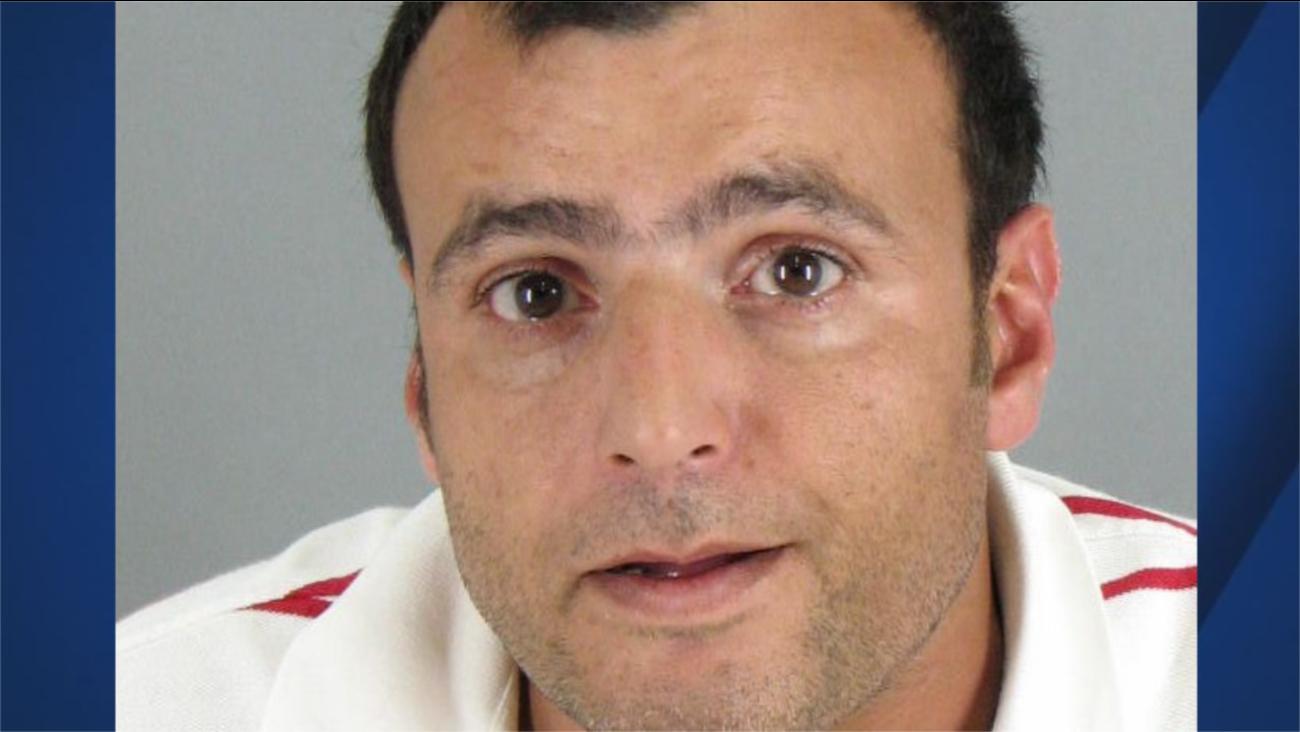 San Mateo police say Rami Al-Zetawi, 37, was arrested for felony animal cruelty.