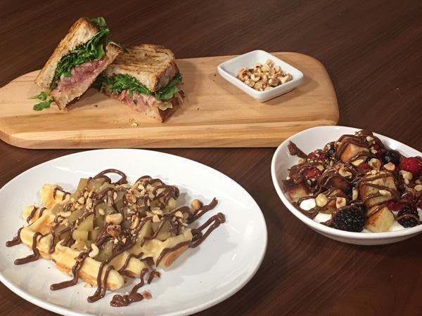 <div class='meta'><div class='origin-logo' data-origin='WLS'></div><span class='caption-text' data-credit=''>ABC 7 Chicago got a sneak peek inside the new Nutella Cafe opening on Michigan Avenue.</span></div>