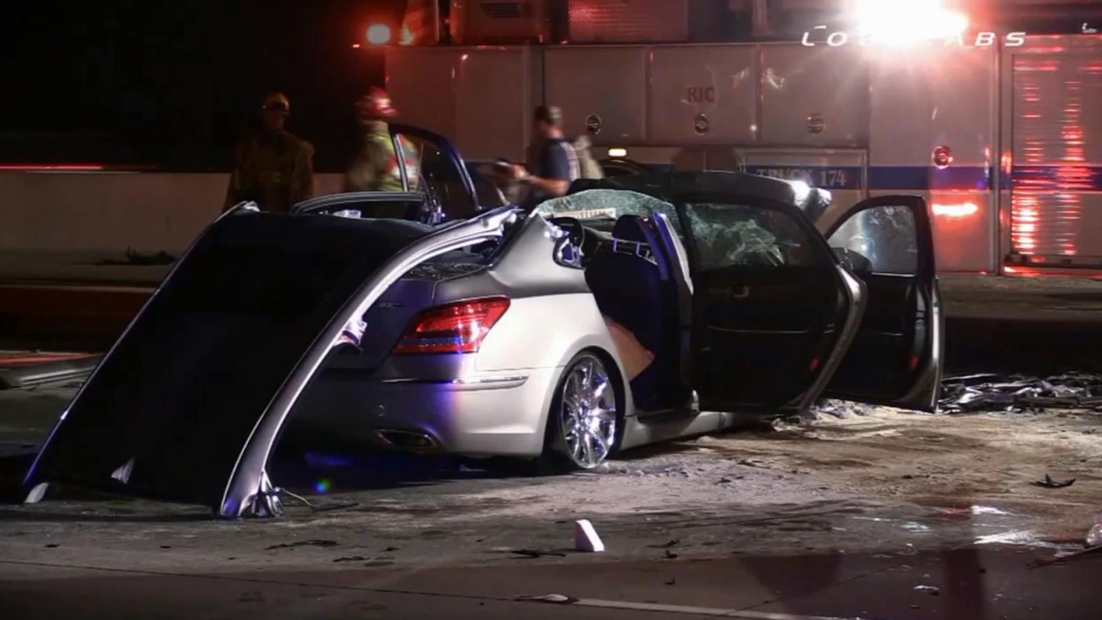 Hyundai Inland Empire >> 3 killed, 2 injured in wrong-way driver crash on 210 ...