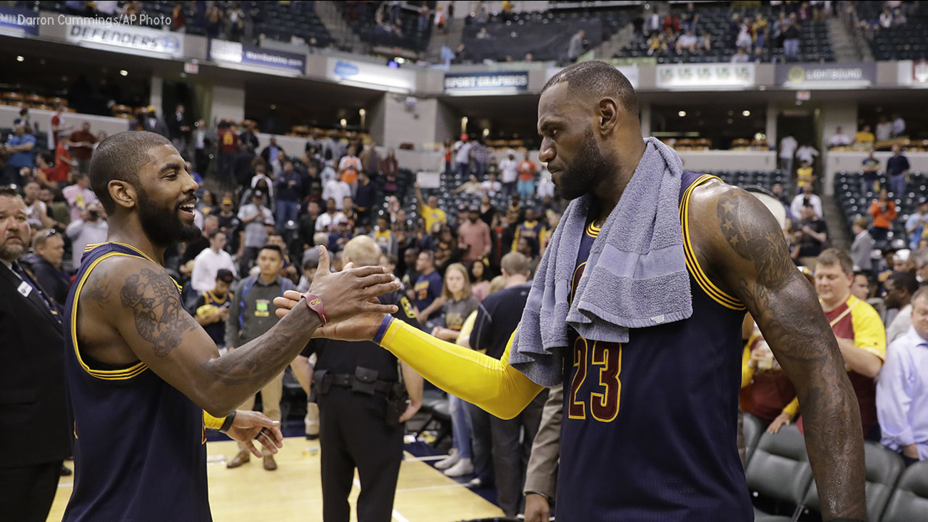 Handshakes in the NBA range from elaborate to downright wild.