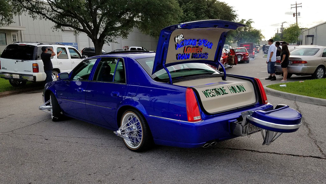 swangin through houston s streets slabs low riders and swangas