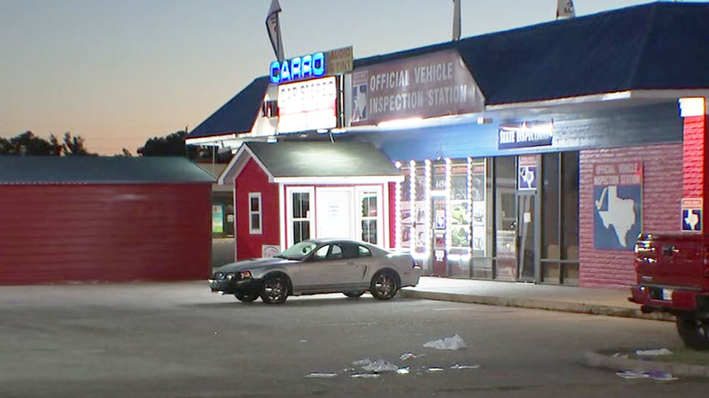 Man shot to death during robbery gone wrong