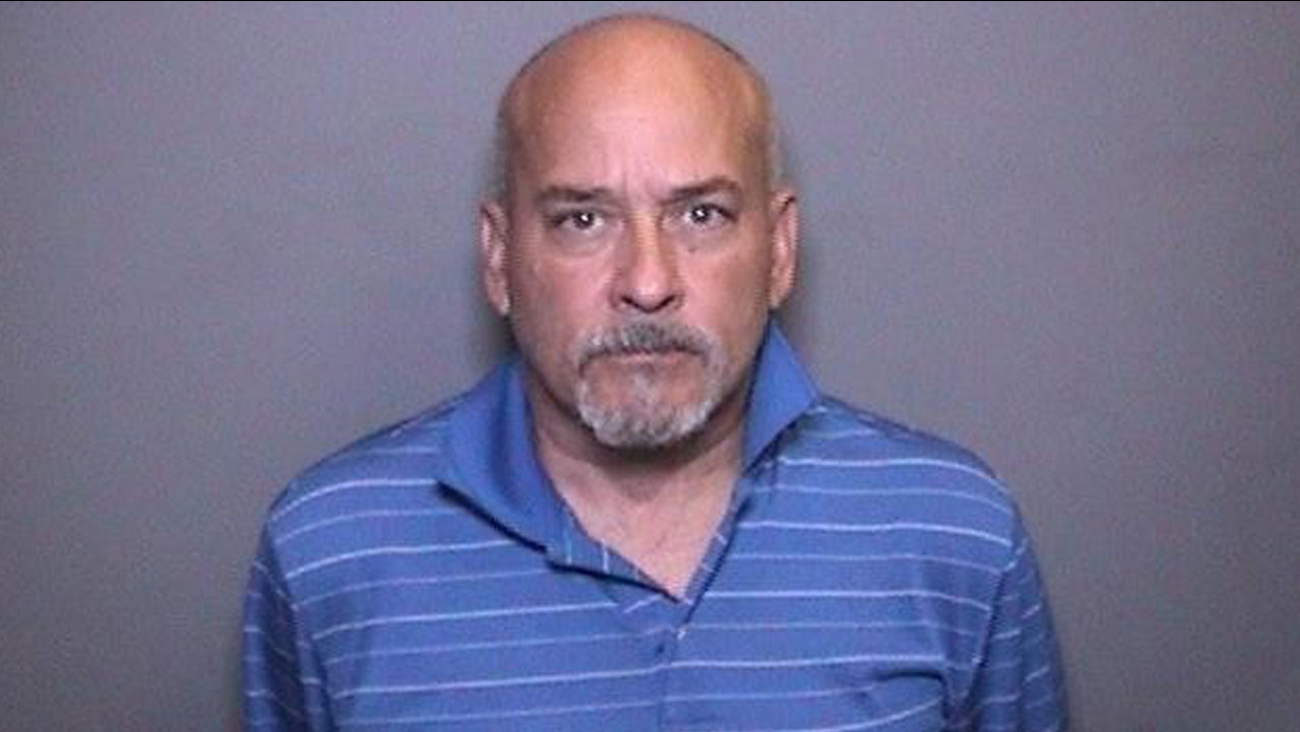 Victor Norman Ealey, 56, of Garden Grove, is shown in a mugshot.