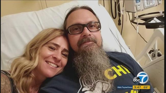 Naked intruder on drugs terrorizes Corona family - ABC7