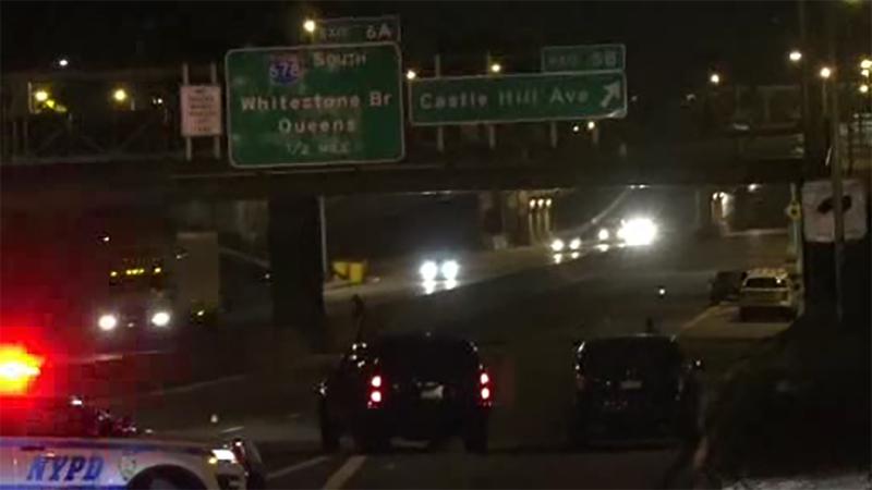 Pedestrian killed in Bronx hit and run