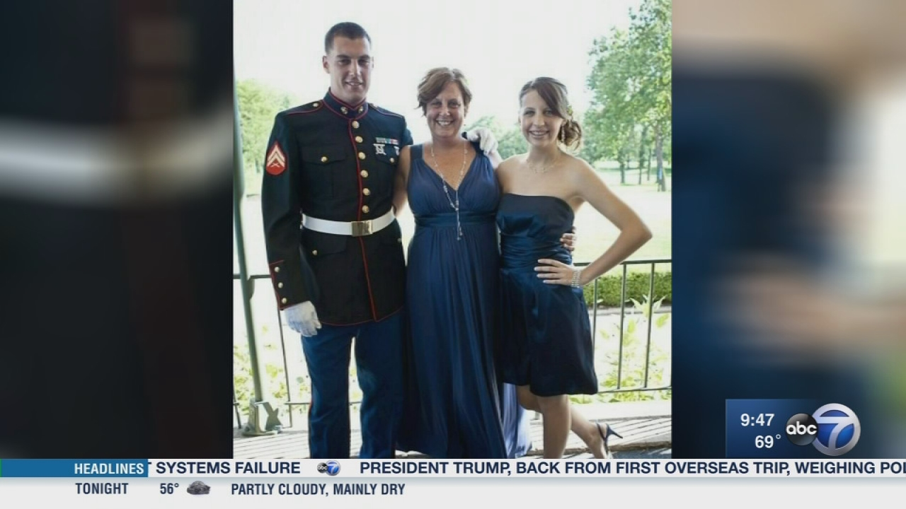 Newsviews Part1: Gold Star mother now helping veterans