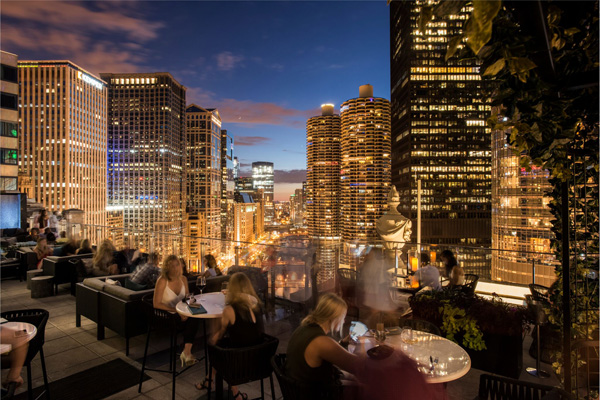 Chicago's hottest rooftop bars and restaurants ...