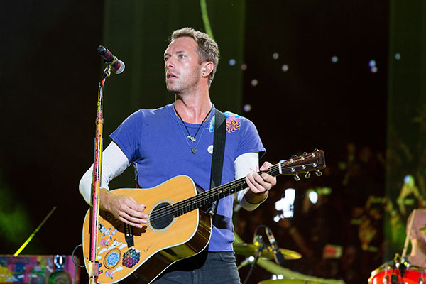 <div class='meta'><div class='origin-logo' data-origin='none'></div><span class='caption-text' data-credit='Michael Zorn/Invision/AP, File'>Coldplay will join Ariana Grande at a charity concert called &#34;One Love Manchester&#34; in Manchester, England, Sunday, June 4, 2017.</span></div>