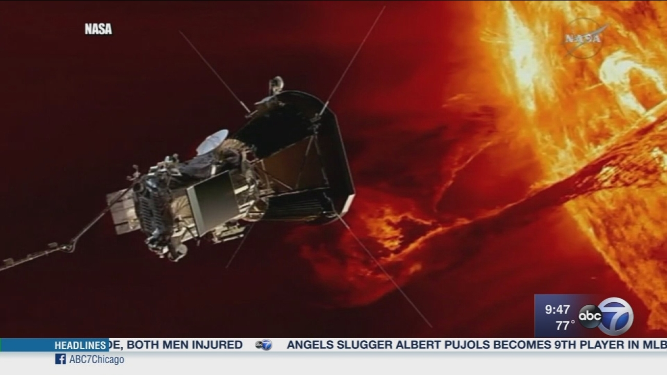 Newsviews Part 1: Parker Solar Probe
