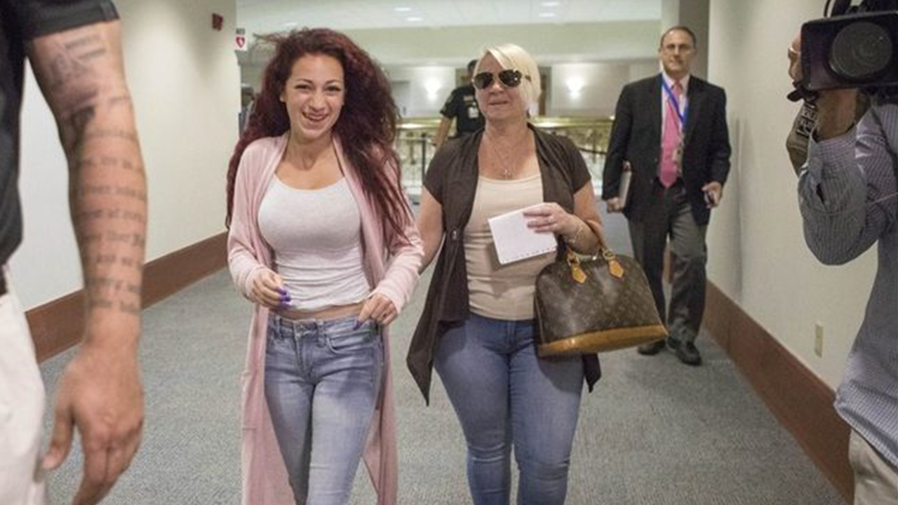 'Cash Me Outside' girl suing gaming company for using her voice and phrase