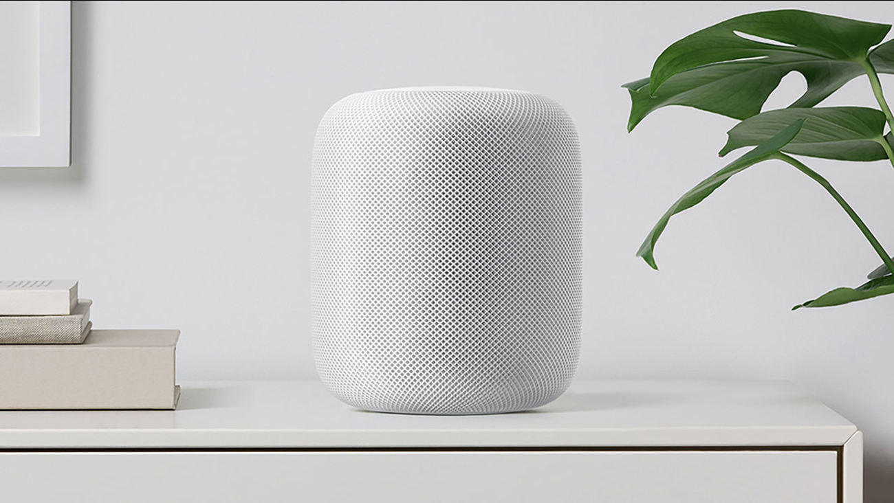Apple unveils an Amazon Echo competitor