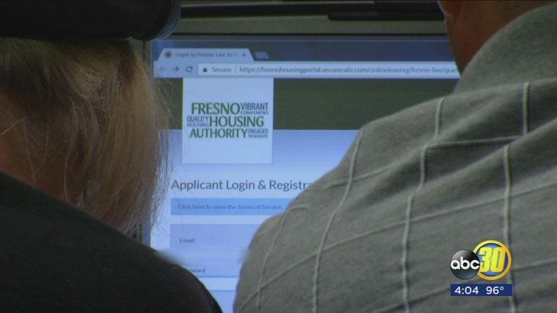 Fresno Housing Authority accepting online pre-applications for Section 8  program