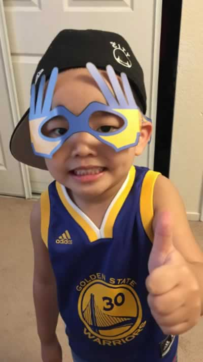 "<div class=""meta image-caption""><div class=""origin-logo origin-image none""><span>none</span></div><span class=""caption-text"">A young Warriors fan gives a thumbs up in a photo shared on Thursday, June 8, 2017. (Photo by Ferdinand Garcia/Facebook)</span></div>"