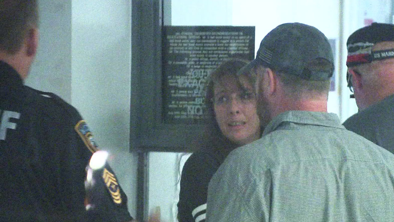 Deputy Chauna Thompson and husband Terry out on bond after