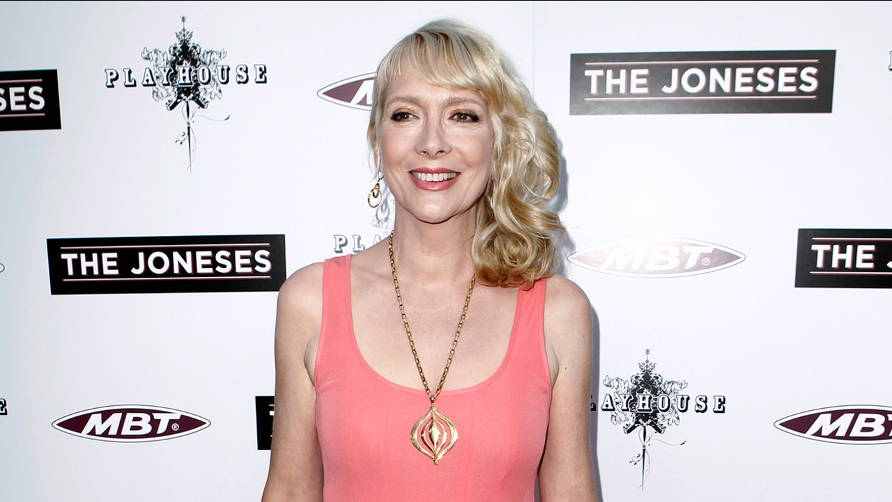 "Cast member Glenne Headly arrives at the premiere of ""The Joneses"" in Los Angeles on Thursday, April 8, 2010."