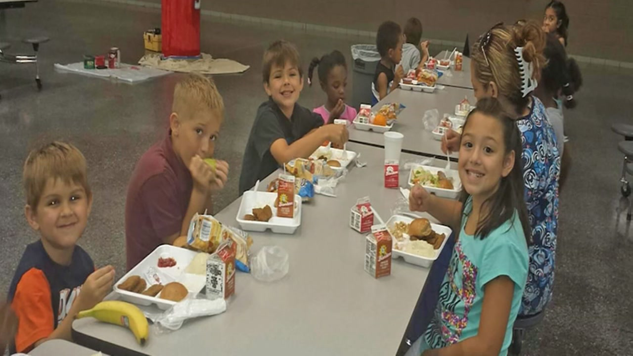 Here's how your child can access free food in Cy-Fair this summer    abc13.com