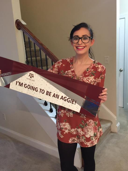 "<div class=""meta image-caption""><div class=""origin-logo origin-image none""><span>none</span></div><span class=""caption-text"">This graduate will be studying nuclear engineering at Texas A&M University. (Danielle Taylor)</span></div>"