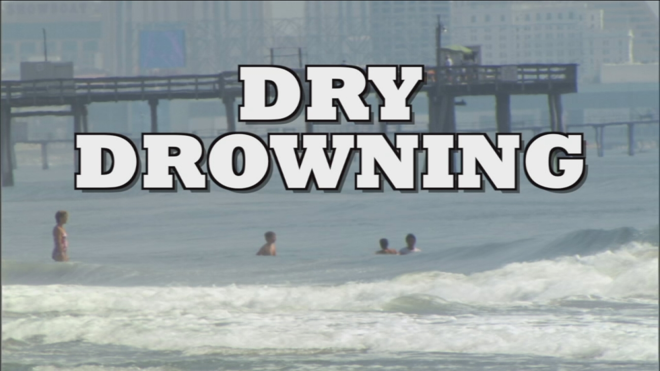 VIDEO: Dry Drowning info