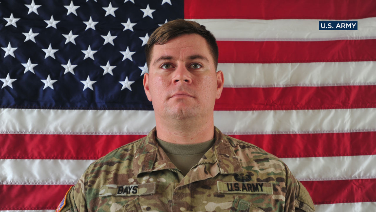 Sgt. William M. Bays, 29, of Barstow along with two other American soldiers were killed in an attack in Afghanistan's Peka Valley, according to the Defense Department.