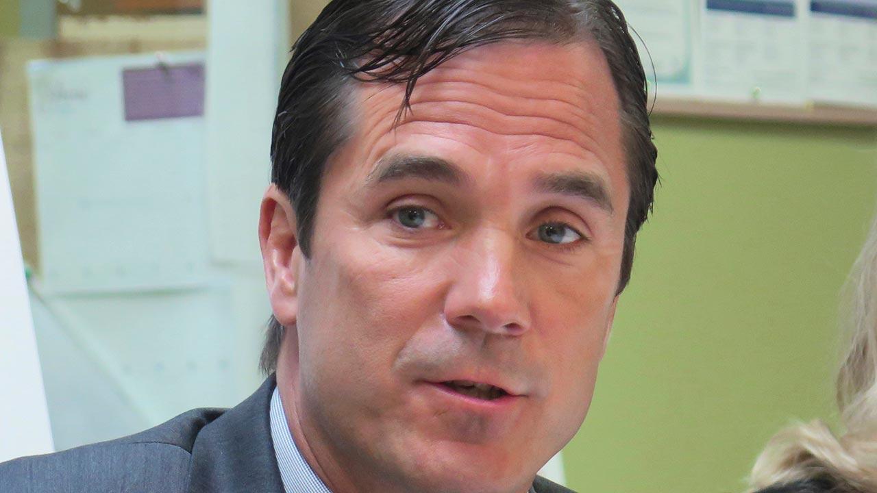 Nick Lyon, Michigan Health and Human Services Director