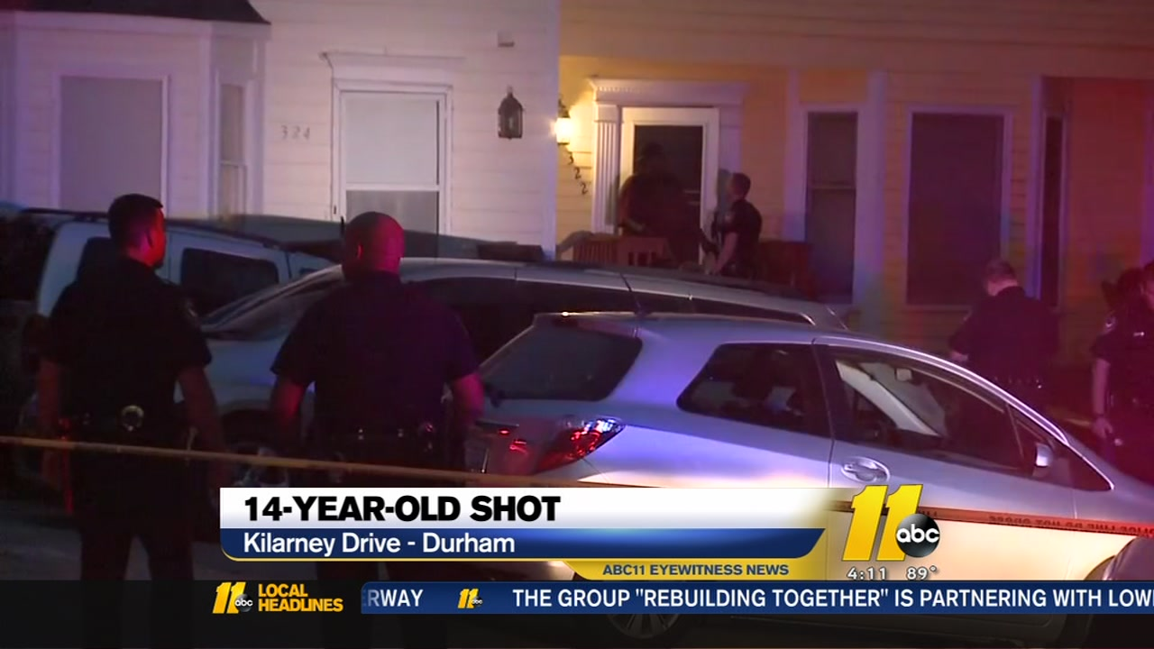 Neighbors Stunned By 3rd Child Shooting In Durham Abc11 Com