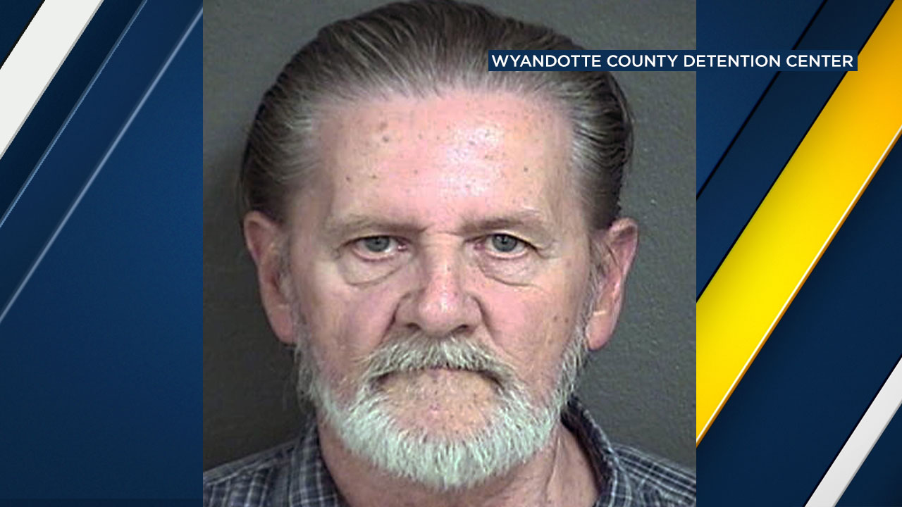 Lawrence Ripple is seen in an undated photo provided by the Wyandotte County Detention Center.