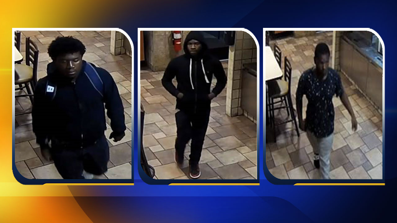 Police in the Town of Cary need your help in identifying a group of men involved in an early morning robbery.